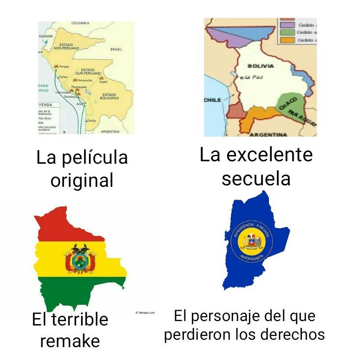 El último es Antofagasta - meme