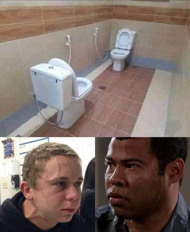The couples bathroom - meme