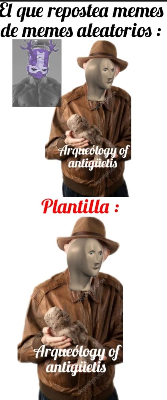 Plantilla goes brrrrr - meme