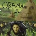 Obama está cerca