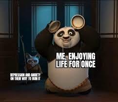 It's like that sometimes - meme