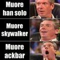 Star wars spoilerrrrr