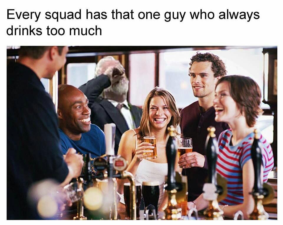 That's me - meme