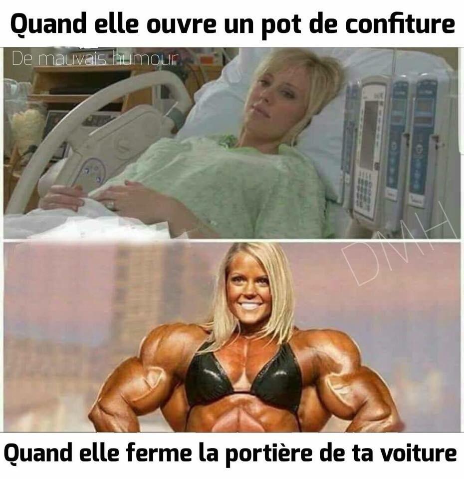 muscle - meme