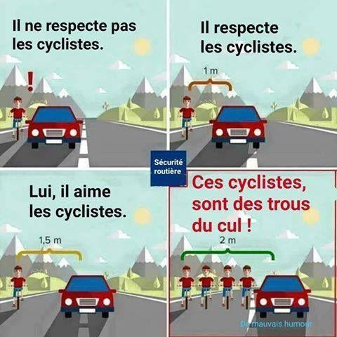 Cyclisme - meme
