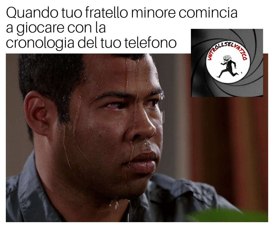 Ridevo solo all'idea - meme