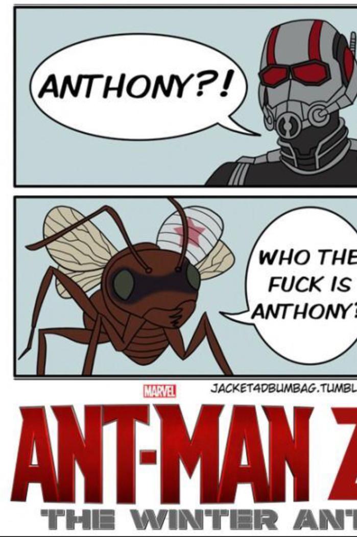 Anthony? - meme