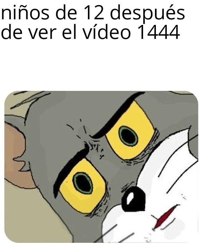 Perdonen la edición - meme