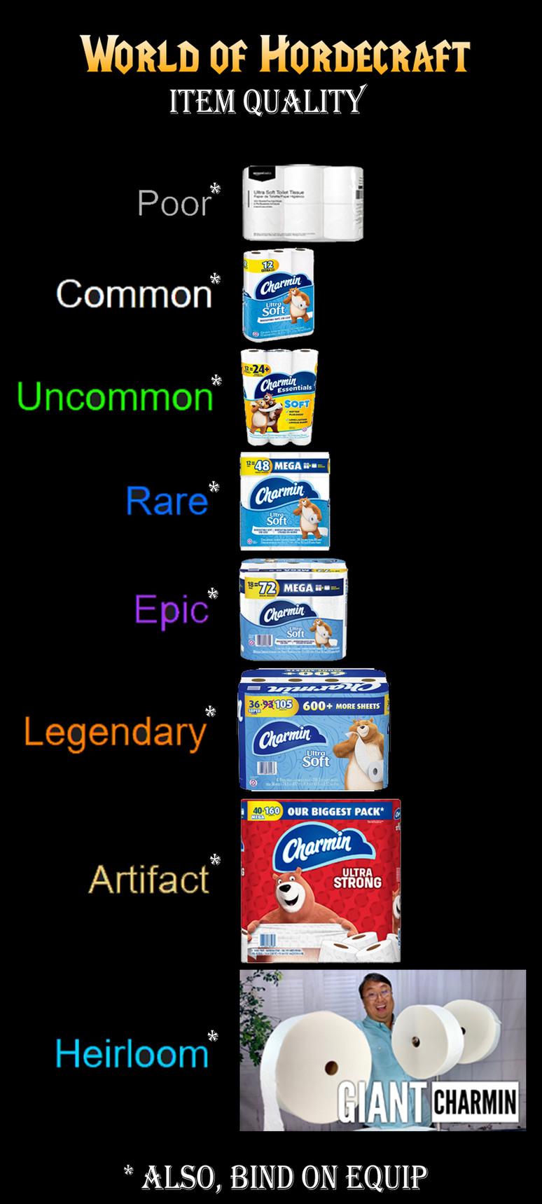 World of Hordecraft - meme