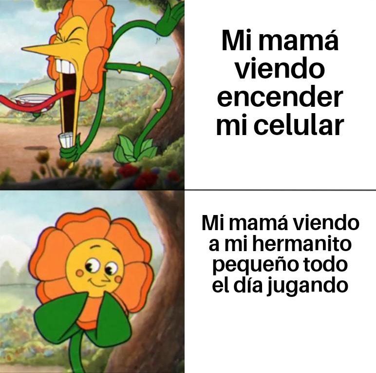 Madres típicas - meme