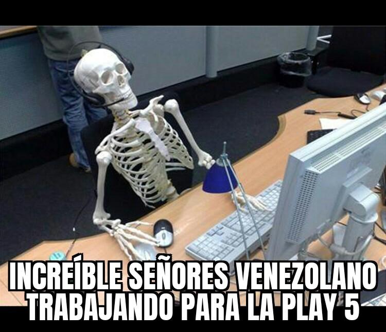 Veneco gamer - meme