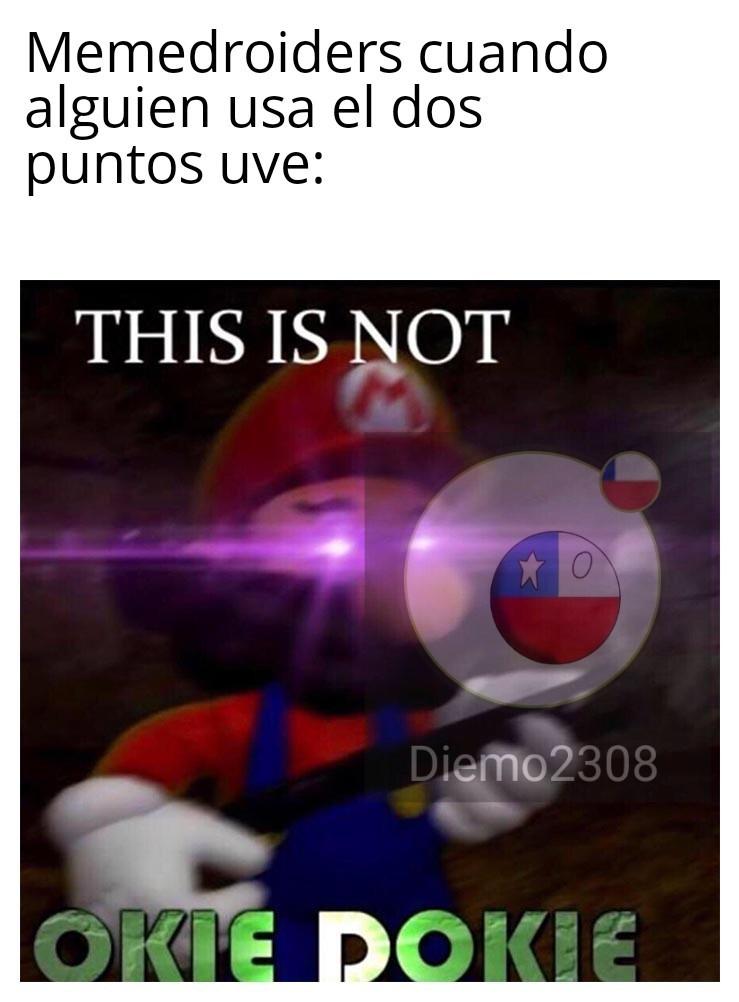 Okie dokie - meme