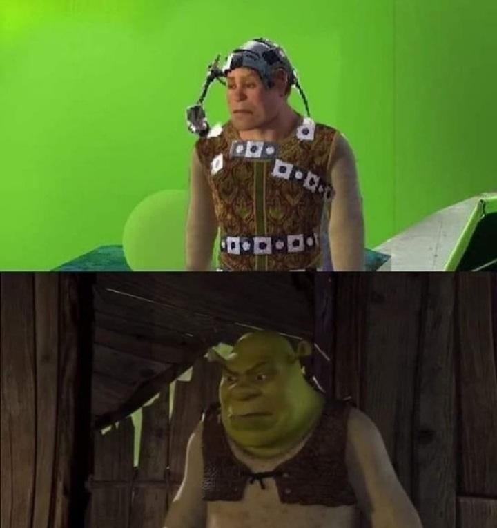 El poder del CGI - meme