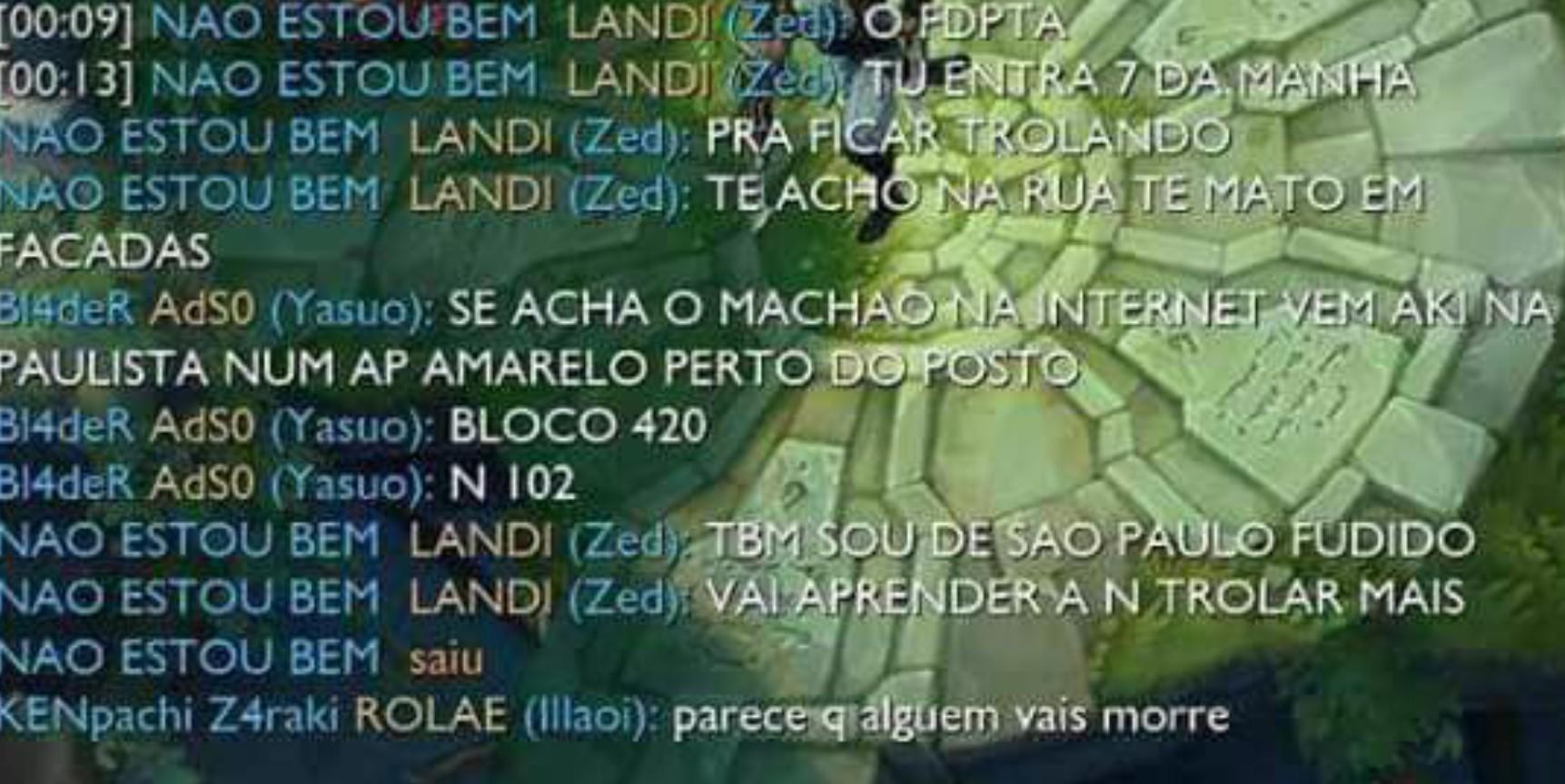 SE ACHA O MACHAO NA INTERNET - meme