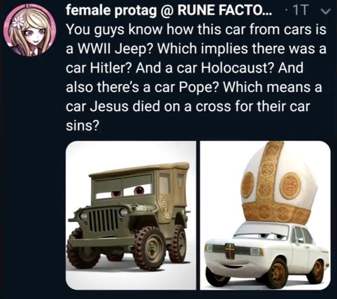 Car stalin - meme