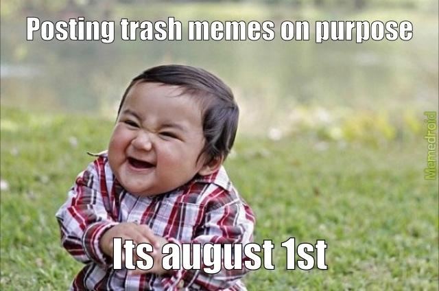 Evil Toddler - meme