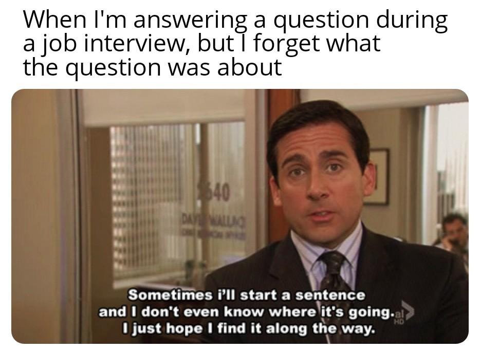 Oh Michael - meme