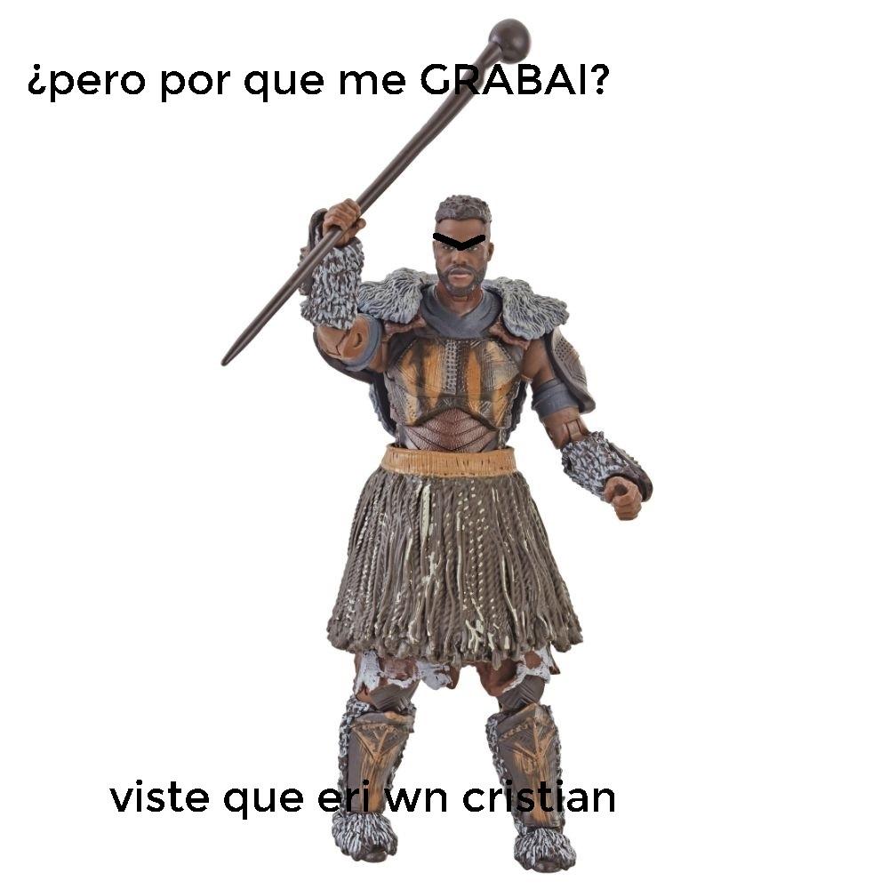 solos los chilenos entederan - meme
