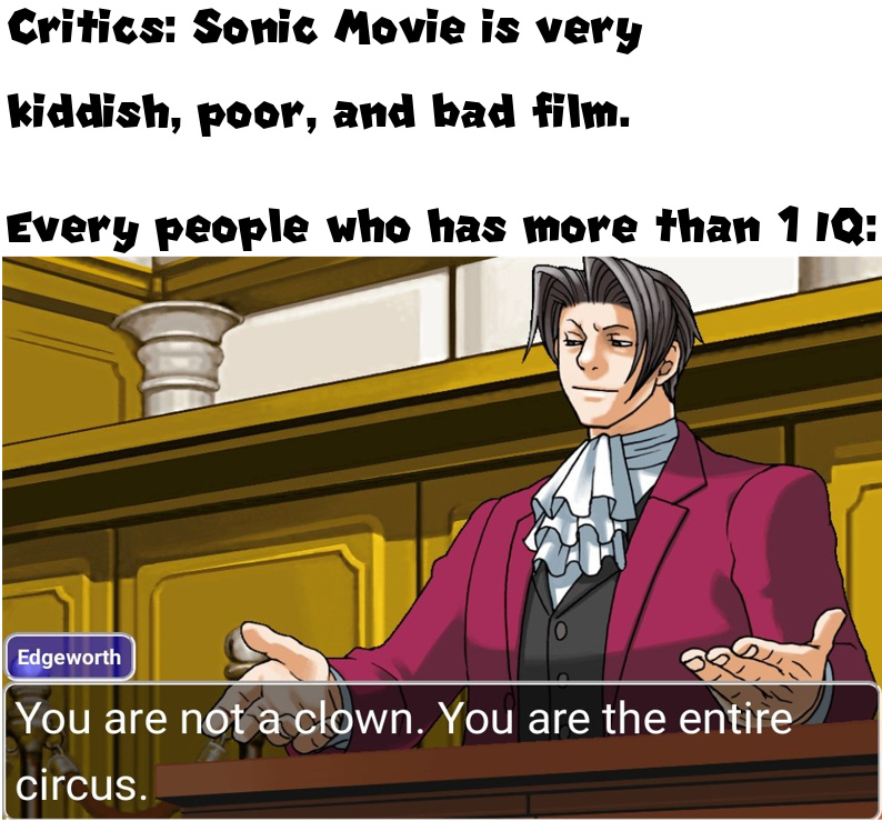 The Best Ace Attorney Memes Memedroid