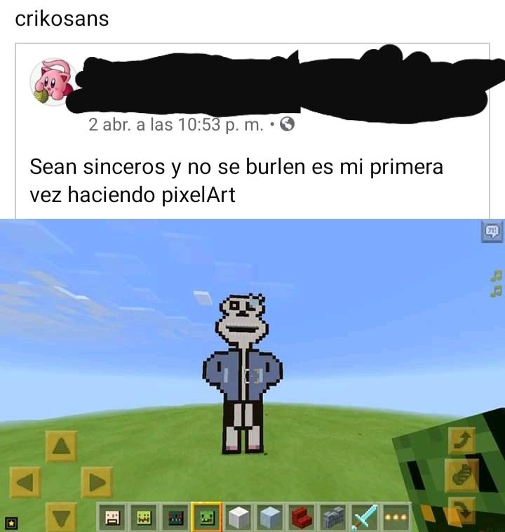 Criko sans - meme