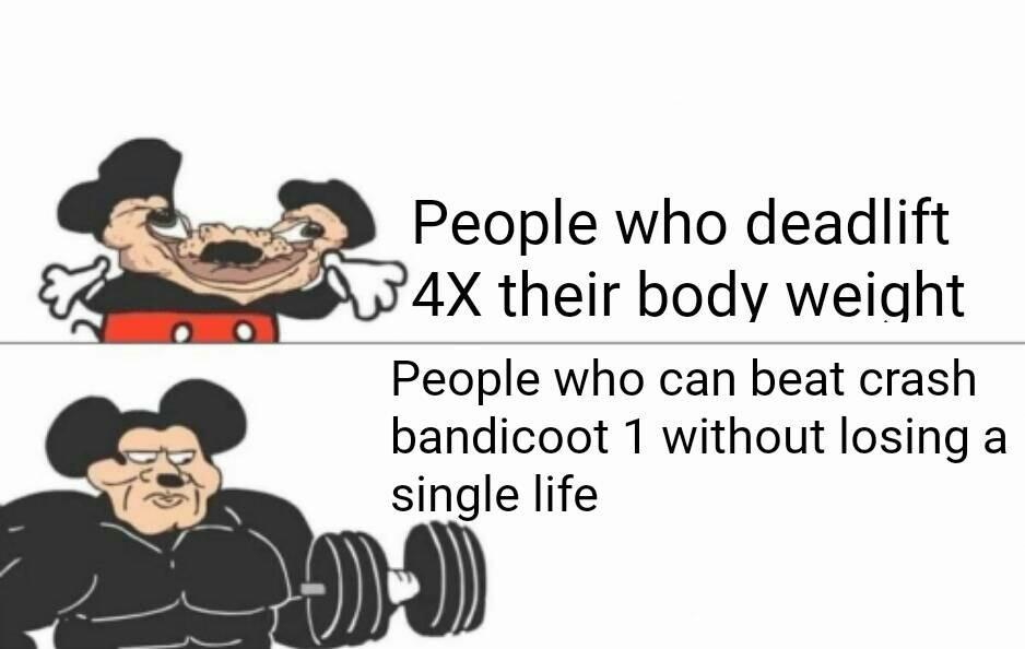 Only legends - meme