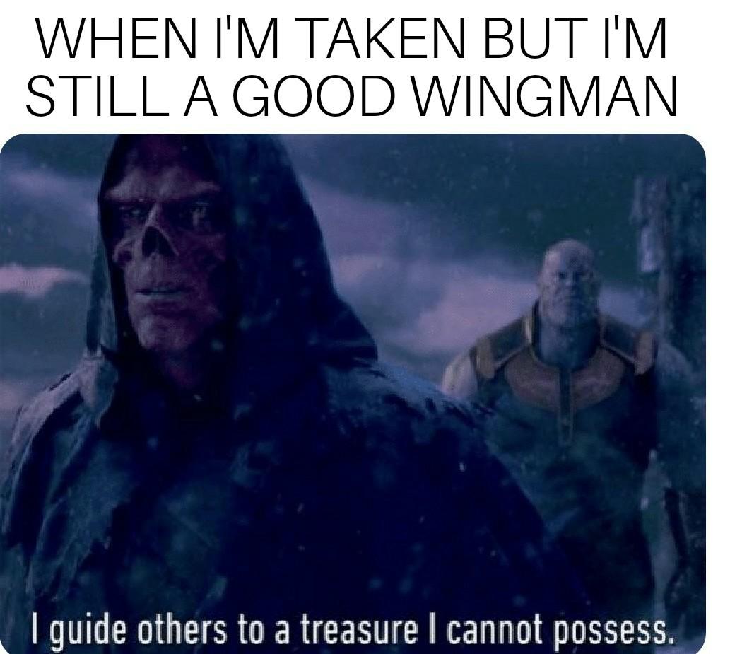 Gotta help em out - meme
