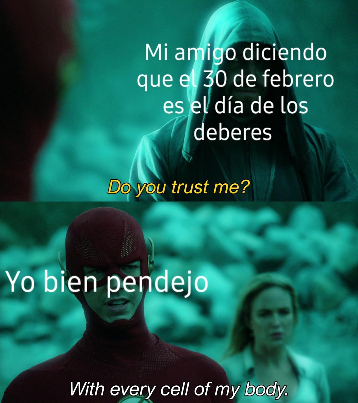 Soy EL título - meme