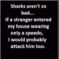 sharks.....