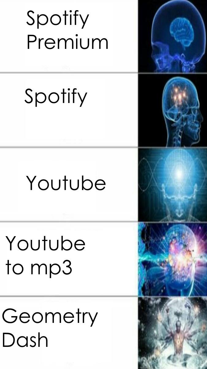 Power of Music - meme