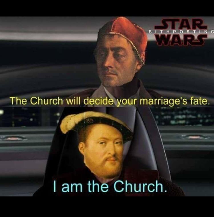 'Tis treason, then - meme