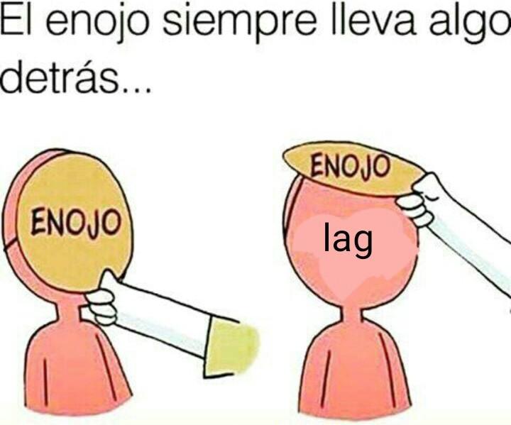 Lag - meme
