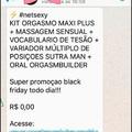 Black furada