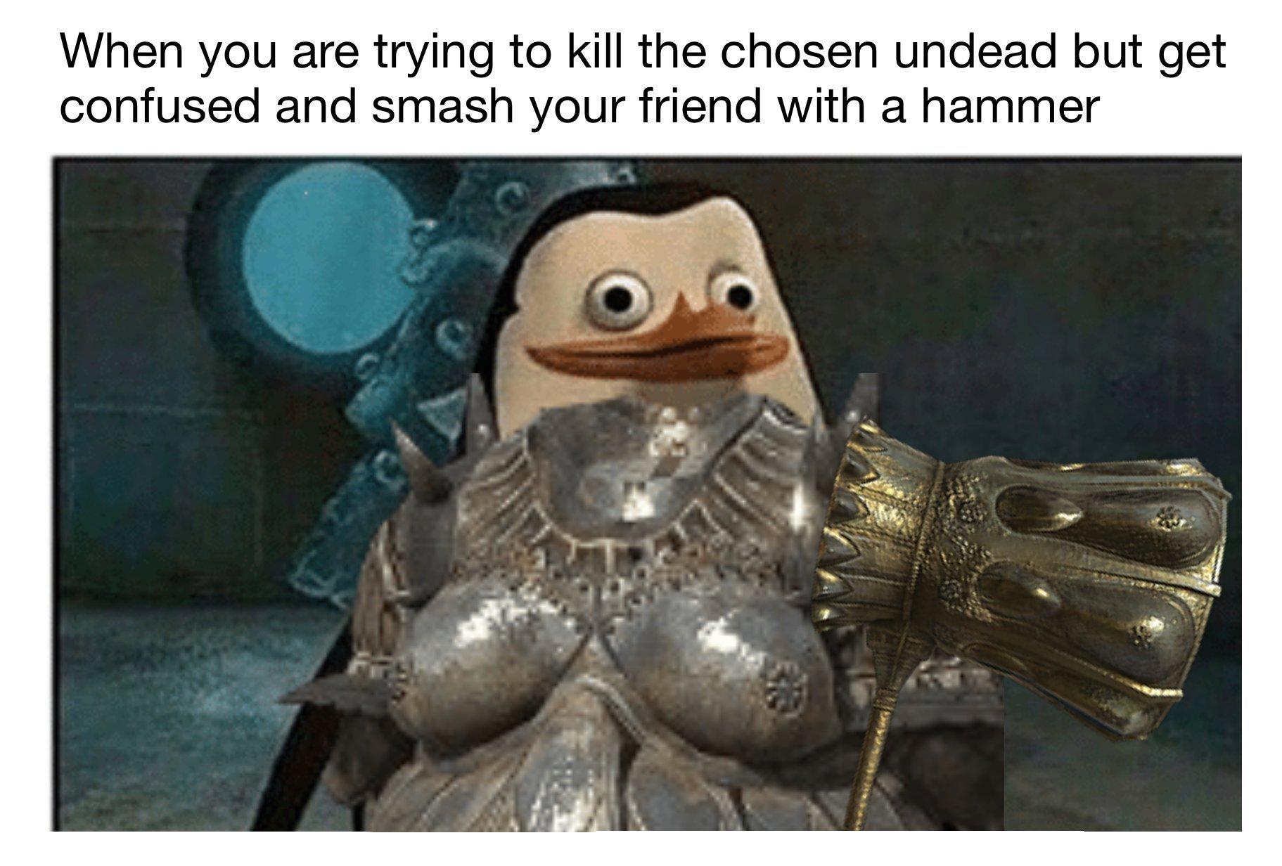 Thoughts on Ds1 remastered? - meme