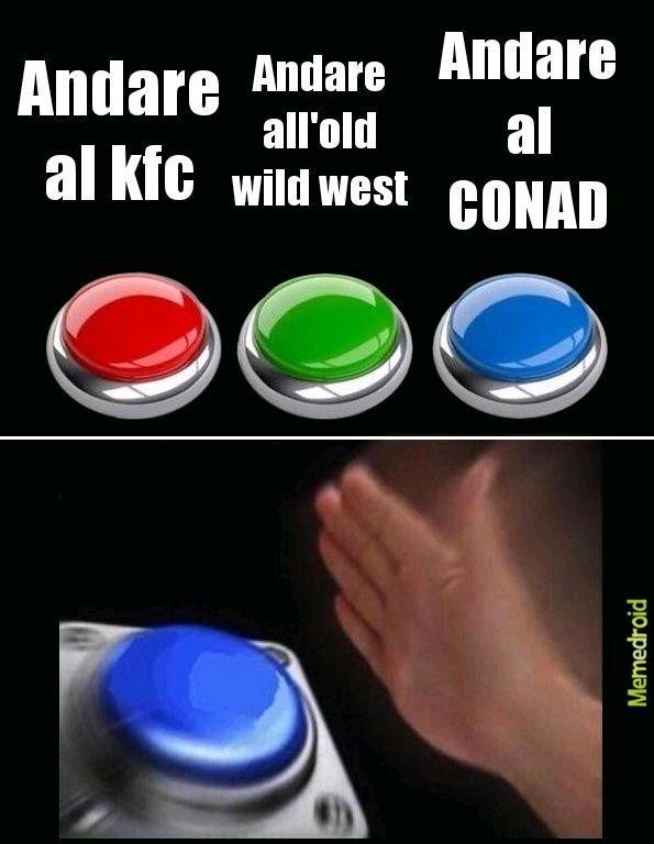 Conad - meme