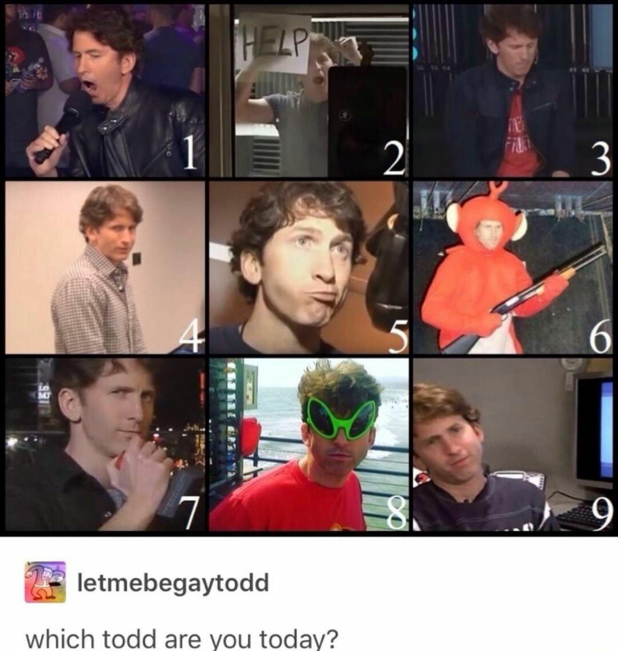 god Howard - meme