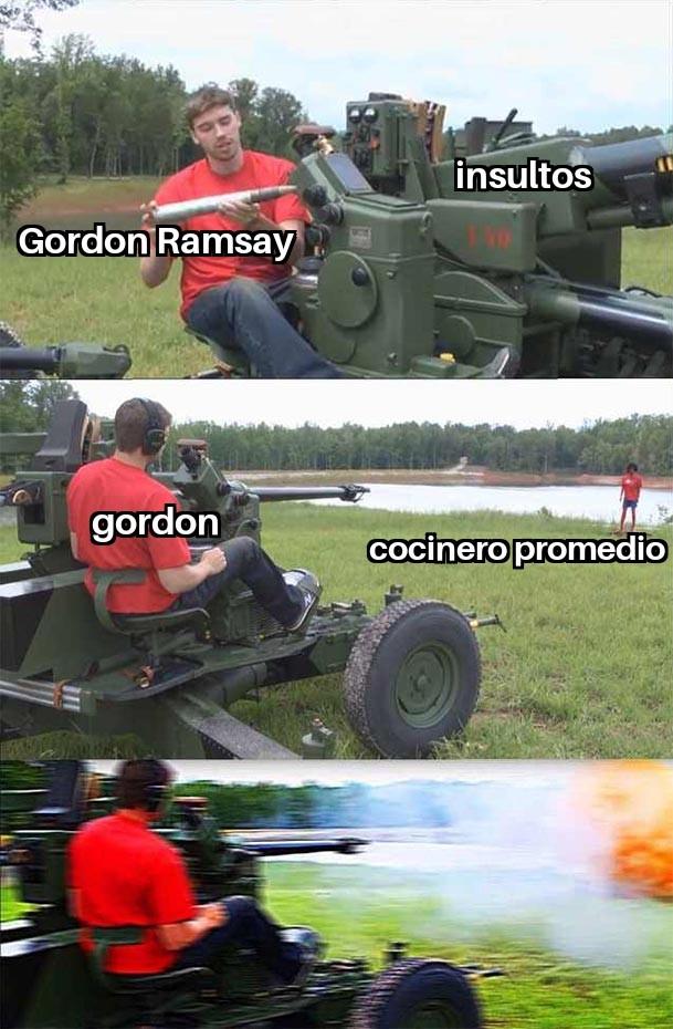 G o r d o n - meme