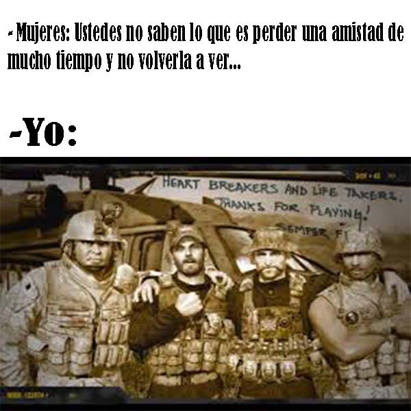Buenardo ese Call of Duty - meme