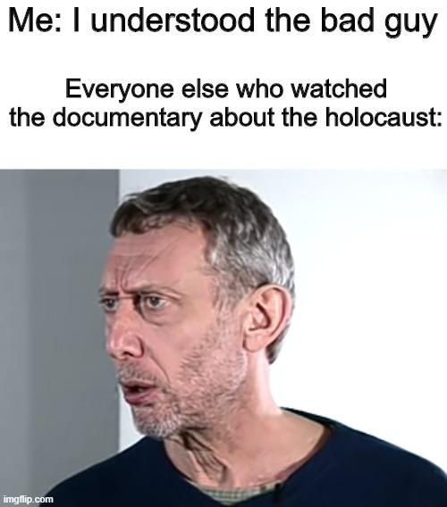 Not again Michael - meme