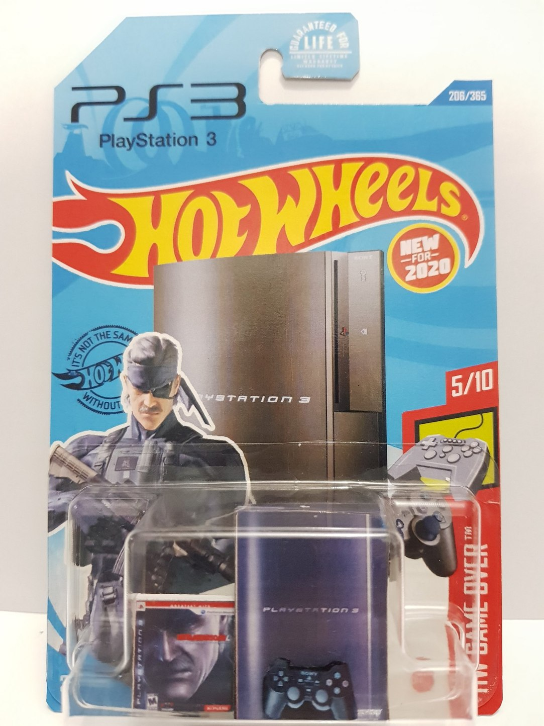 Sony PlayStation 3 hotwheels - meme