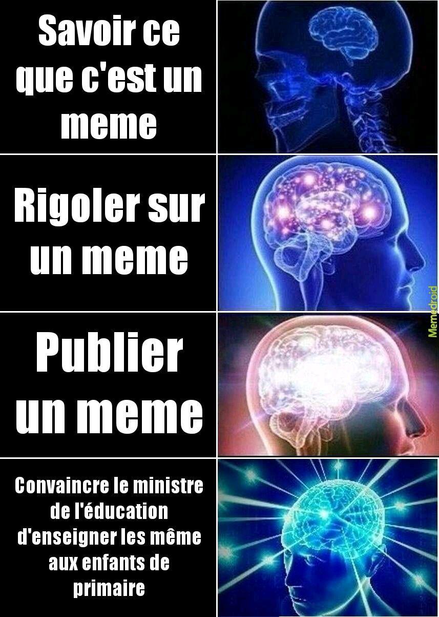 Le domaine des meme est complexe quand même
