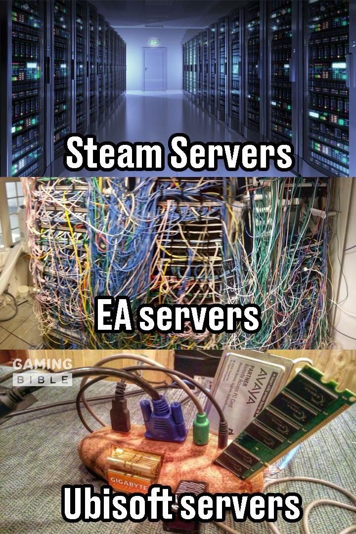Ubisoft bullshit