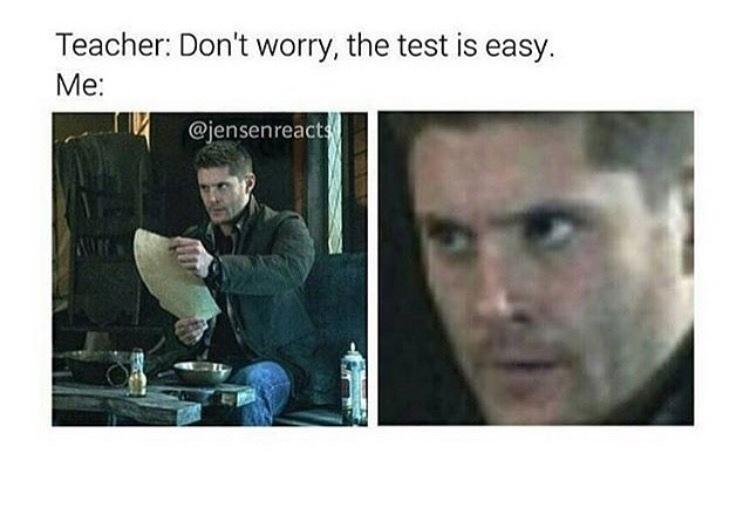 fuck school - meme