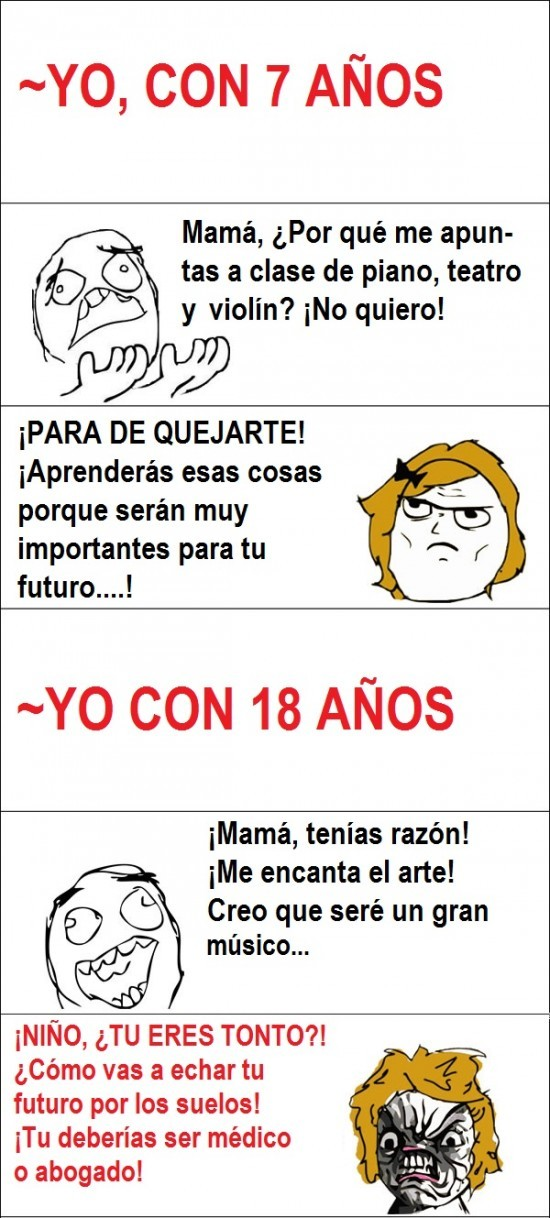 Madres....