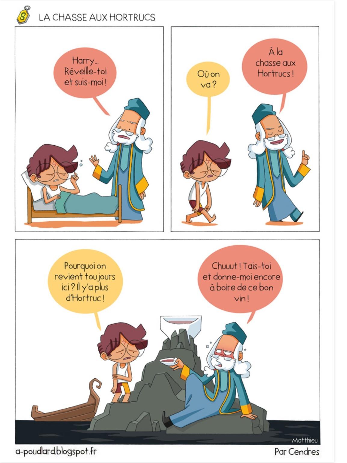 Albus l'alcolo - meme