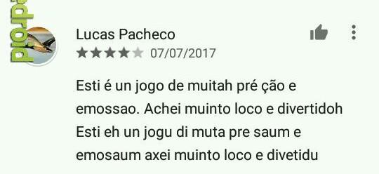Lucas Pacheco - meme