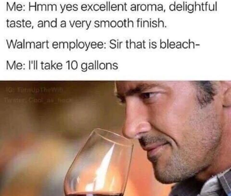 Bleach - meme