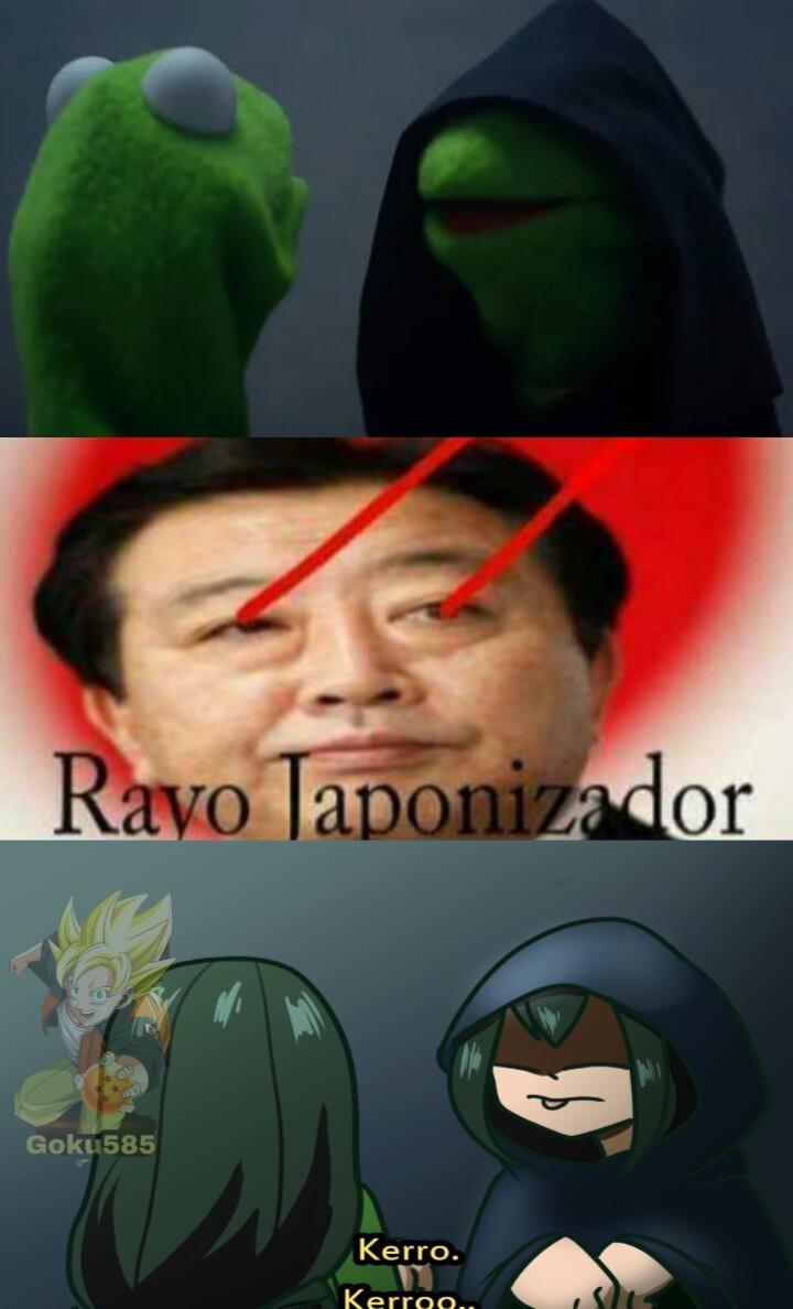 Maldito japon - meme