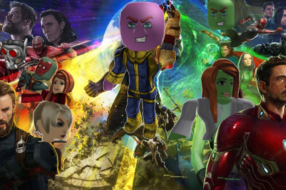 Roblox: Infinty War - meme