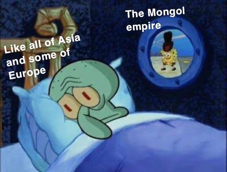 Heil Genghis! - meme