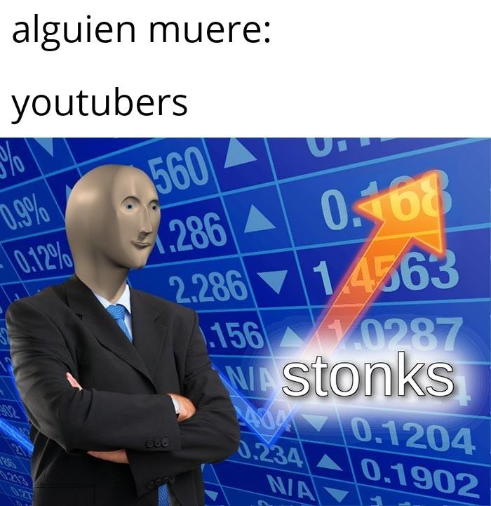 Literalmente youtube - meme